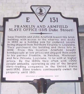 slave traders quotes