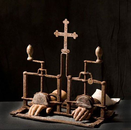 Modern inquisition torture theme